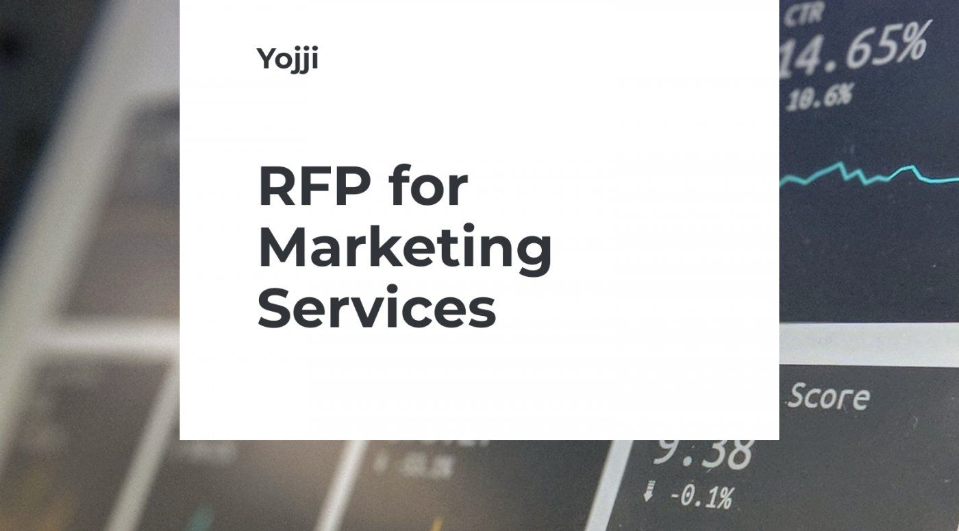 Key Aspects To Consider When Writing A Marketing RFP